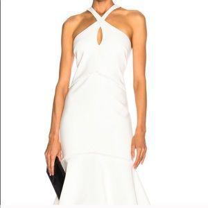 Cinq a sept white Dante dress